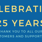 Kudos celebrates 25 years of software development